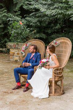 mariage Elia, cérémonie laique extérieur / photographe Fanny Tiara / vidéaste Julia swell / publié sur withalovelikethat.fr