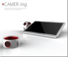 Camera Ring Win the Contest Design Talent 2012