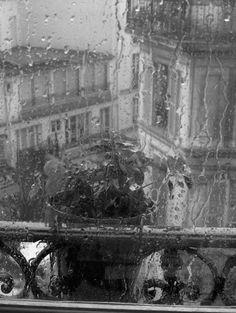 ♔ Rainy day ~ Paris