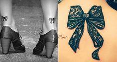 Encontraras las mejores fotos de los tatuajes para mujeres mas delicados y sensibles donde la ternura y lo bonito se combina con el tatuaje moderno