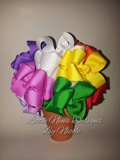Hairbow Bouquet