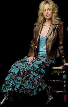 "Zorro Skirt from Marrika Nakk. Marrika Nakk Clothing - love it!. ""ROSA"" marrikanakk.com . Shabby chic, vintage, romantic lace skirt, clothing, shirt, dress, western, elegant, cowgirl, ranch"