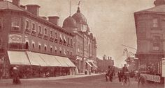The Opera House from Fiveways (no date). Tunbridge Wells, Mount Pleasant, Vintage Photos, Opera House, Louvre, Building, Photography, Travel, Painting