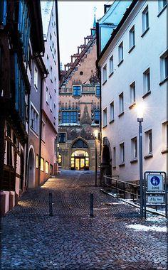 Ulm, Germany (by Michael Heichler)