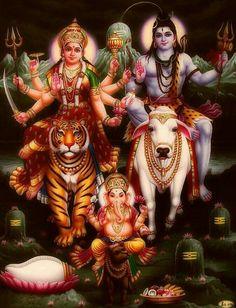 Shiva Art, Shiva Shakti, Maa Durga Photo, Durga Maa, Lord Balaji, Lord Shiva Family, Jai Hanuman, Om Namah Shivaya, Great King