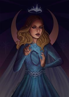 Feyre Archeron by dianulala