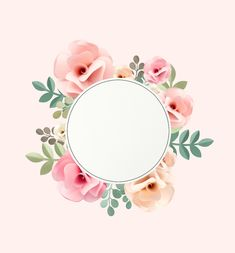 Rose Pattern Floral Texture Concept | premium image by rawpixel.com Flower Circle, Flower Frame, Wallpaper Space, Flower Wallpaper, Unicorn Themed Birthday Party, Boarders And Frames, Banners, Glitter Photography, Flower Texture