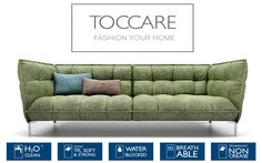 Toccare latky Couch, Furniture, Home Decor, Settee, Decoration Home, Sofa, Room Decor, Home Furnishings, Sofas