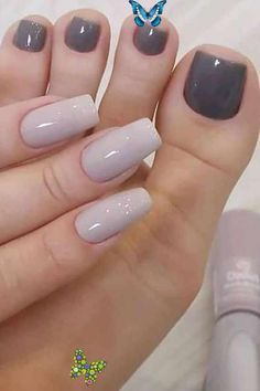 Mani Pedi Color Comb Here Are The Latestest Mani Pedi Combos Just In Time For Flip Flop Weather Once Summer Hits.<br> Uv Gel Nails, Nail Manicure, Nail Polish, Acrylic Nails, Mani Pedi, Coffin Nails, Stiletto Nails, Toe Nail Color, Nail Colors