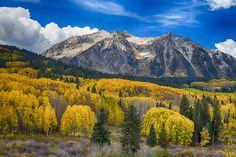Colorado Rocky Mountain Autumn Season Beauty. #Colorado Rocky Mountain #Autumn Season Beauty. #wallArt #art