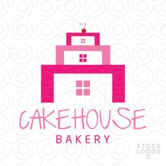 "I like the font used for ""cake house"" I also like how the name is presented - Sweet Reebs Dessert Company"