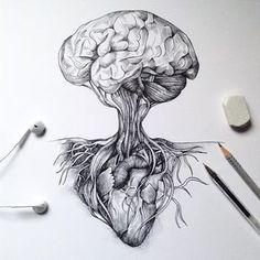 Sketchbook Drawings, Abstract Drawings, Ink Pen Drawings, Easy Drawings, Animal Drawings, Tattoo Drawings, Tattoo Art, Snake Tattoo, Tattoo Life