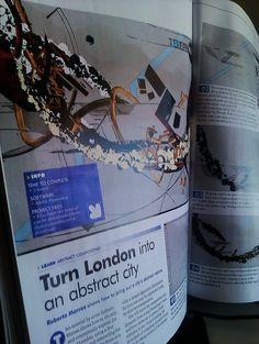Client: IDG  Magazine: Digital arts magazine  Position: Illustrator / tutorial