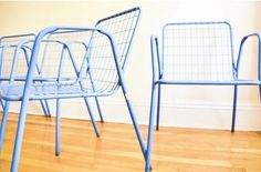 Mom  dad have 4!  Vintage 1966 Rio Italian Emu Stackable Chairs in Gowanus, Brooklyn, NY, USA ~ Krrb