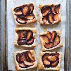 This Plum Tart Might Be Our Easiest Dessert Recipe of All Time photo