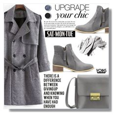 """""""upgrade your chic"""" by fashion-pol on Polyvore featuring Bobbi Brown Cosmetics, Terre Mère, yoins, yoinscollection and loveyoins"""