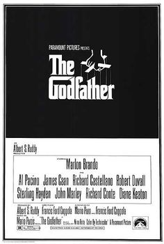MK's Fav Retro Movie Posters - Again Godfather (1972). Can be found at http://uk.movieposter.com