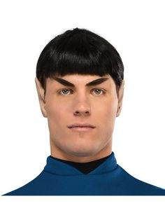 Check out Star Trek Spock Mens Wig - Costume Accessories for 2018 | Wholesale Halloween Costumes from Wholesale Halloween Costumes
