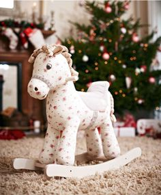 Rocking Animal - Annabel Pony - Rocking Animals & Horses - Mamas & Papas Love this for a little girl!