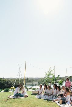 Elizabeth and Johnny wedding at The Grove Byron Bay   Spell & The Gypsy Collective