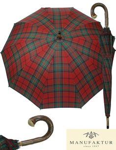 Doppler Regenschirm.