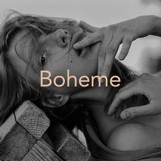 Boheme on Behance Fashion Branding, Adobe Illustrator, Behance, Photoshop, Graphic Design, Creative, Illustration, Illustrations, Visual Communication