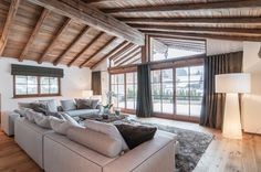 Kitzbühel: Celebrate Christmas in your own fully equipped luxury chalet — LuxuryRealEstate.com