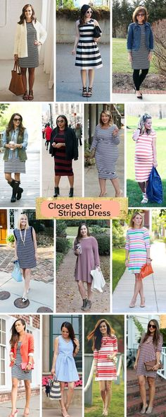 how to style a strip