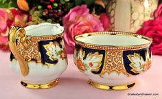 Royal Albert Crown China Royalty Pattern