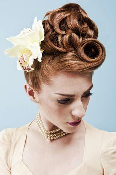 Photo: Andi Sapey. Model: Felicity Allman www.flamingoamy.co.uk