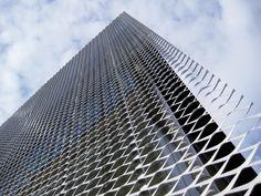 Expanded metal: Manhattan   MARIANItech
