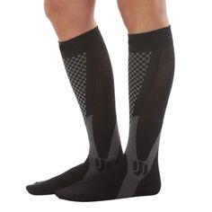 Men Women Leg Support Stretch Compression Socks Below Knee Socks Unisex Magic Performance Workout Fitness Socks High Sale Sports Compression Socks, Compression Stockings, Compression Pants, Women's Shoes, Nike Shoes, Soft Legs, Support Socks, Support Stockings, Support Hose