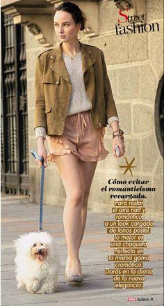 Visto en Hola! Fashion http://www.bdba.com/ficha--SHORTS-13SS055-DUSTY_PINK.php?id=10406=c