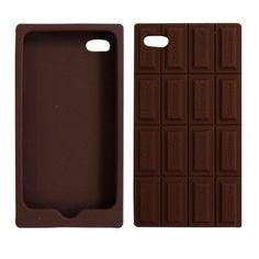 Uma delícia de capinha para o seu iPhone 4/4S. É proteção e diversão garantida.   Os chocólatras vão adorar.  Garanta já a sua http http://loja.ihelpu.com.br/index.html  #caseiphone #coveriphone #cover_iphone #iphone5 #iphone4 #ihelpupoa #chocolate #chocolatatras