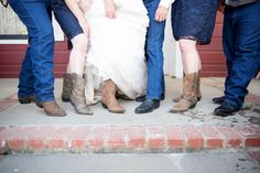 Photo by: http://lizbasseystudios.com/ detail of bridal party- country wedding at Historic Oakdale Ranch
