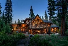 This Might Be the Manliest House Ever Built (20 Photos)