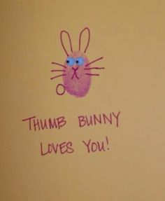 Easter idea really cute
