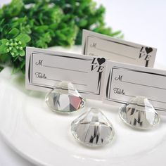 OMG place card holders