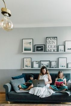 Townhouse Nora is the perfect home away from home for families photo: @tintedhappiness Home And Away, Townhouse, Family Photos, Families, Interiors, Vacation, Family Pictures, Vacations, Terraced House