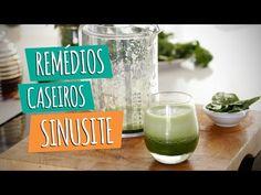 Aprenda quais são e como preparar os melhores remédios caseiros para aliviar os sintomas de sinusite.