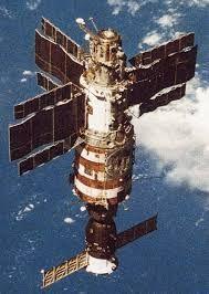Salyut 1 space station