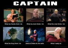 Star Trek. Poor Picard!