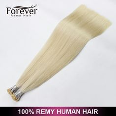Forever high quality 100 real remy human White double drawn pre bonded keratin glue hair extensions, View keratin glue hair extensions, forever remy Product Details from Xuchang Forever Hair Products Co., Ltd. on Alibaba.com