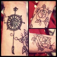50 Fotos de tatuagens de rosas