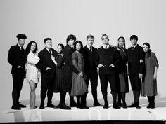 Original Broadway Cast:     - Moritz (John Gallagher, Jr.)    - Ilse (Lauren Pitchard)    - Otto (Brian Charles Johnson)    - Thea (Remy Zaken)    - Melchior (Jonathan Groff)    - Wendla (Lea Michele)    - Hanschen (Jonathan B. Wright)    - Georg (Skylar Astin)    - Martha (Lilli Cooper)    - Ernest (Gideon Glick)    - Anna (Phoebe Strole)