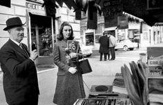Audrey Hepburn in Rome 1959