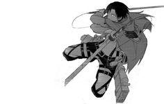 Attack on Titan, Levi Rivaille