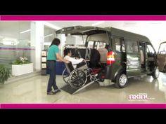 Resultado de imagen de tipos de vehiculos de transporte de personas minusvalidas
