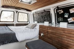the vanual - complete guide to complete freedom - converting a van into a mobile home