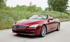 The BMW 650i convertible is new for 2012, and we have a full test. Get the numbers, see photos, and read a review of the new 6-series convertible at Car and Driver.